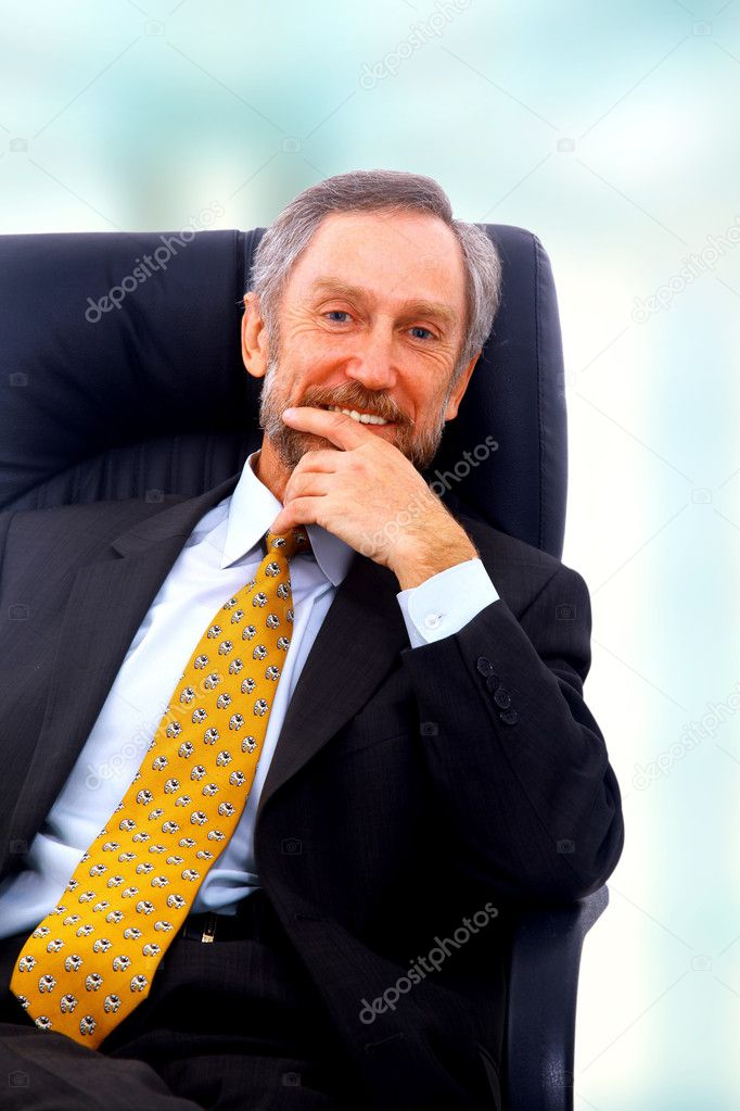 Businessman  — Stock Photo #1148460