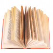 Open book - Stockfoto