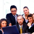 Business team — Stock Photo #2527948