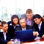 Business team — Stock Photo #2528003