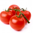 Home grown tomatoes - Foto Stock