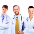 Royalty-Free Stock Photo: Smiling medical doctor