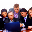 Business team — Stock Photo #2535014