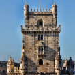 Royalty-Free Stock Photo: Tower of Belem in Portugal