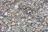 Pebble stone background — Stock Photo