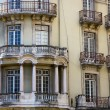 Royalty-Free Stock Photo: Front aspect of Lisbon town house