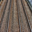 Stock Photo: Railway background