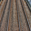 Royalty-Free Stock Photo: Railway background
