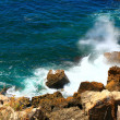 Stock Photo: Granite Coast