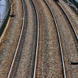 Railway background — Stock Photo #1148129
