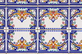 Céramiques anciennes traditionnelles. lisbonne, po — Photo