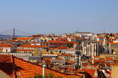 Landscape of Lisbon. Portugal — Stock Photo