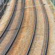 Railway background — Stock Photo #1150587