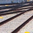 Railway background — Stock Photo #1151043