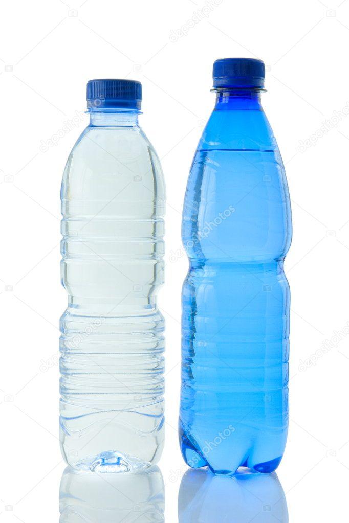 矿泉水瓶 - 图库图片图片