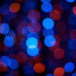 Abstract defocused lights — Stock Photo #1391334