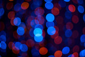 Abstract defocused lights — Foto de Stock