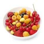 Delicious Fresh Berry Mix — Stock Photo