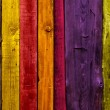 Wonderful Wooden Planks - Stock Photo