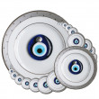 Amulet Against the Evil Eye - Stock Photo