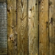 planches de bois Vintage — Photo