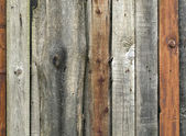 Old Wooden Planks — 图库照片