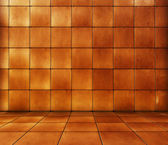 Tiled Room — Stock Photo