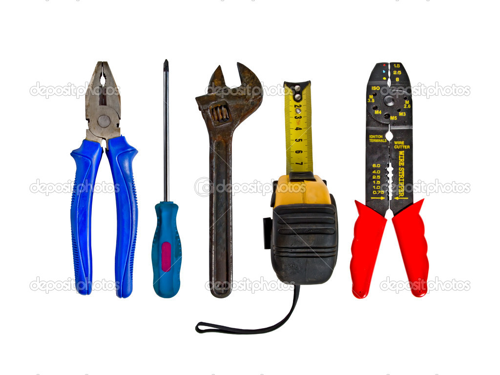 	Tool Kit  Stock Photo #1156054