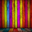 Creative Wooden Background — Stock Photo