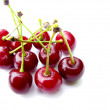 Stock Photo: Juicy Cherries