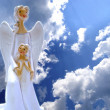 Angels in the Sky — Stock Photo #1550653