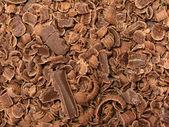 Chocolate Chips — Stock Photo