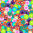 Bubbly Background — Stock Photo