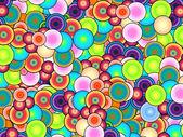 Bubbly Background — Stock Photo