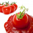 Royalty-Free Stock Photo: Tomato Set