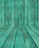 Empty Green Room — Stock Photo