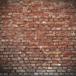 Grungy Brick Wall — Photo