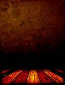Dark Room Background — Stock Photo
