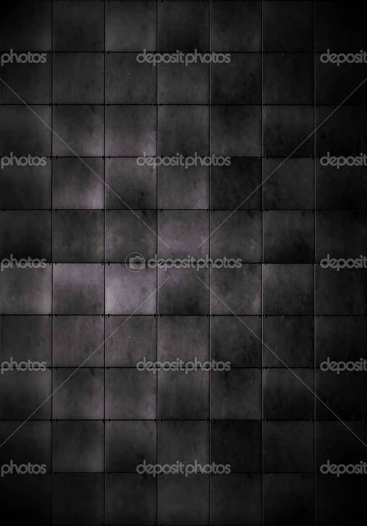 A dark tiled background. Please visit my portfolio for more. — Stock Photo #1606491