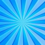 Фон синие лучи — Стоковое фото