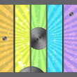 Disco Retro Background — Stock Photo #1916095