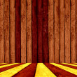 Creative Wood Background — Stock Photo