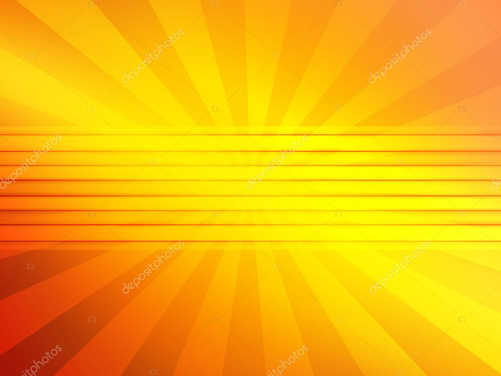 A bright yellow background  Stock Photo #2565413