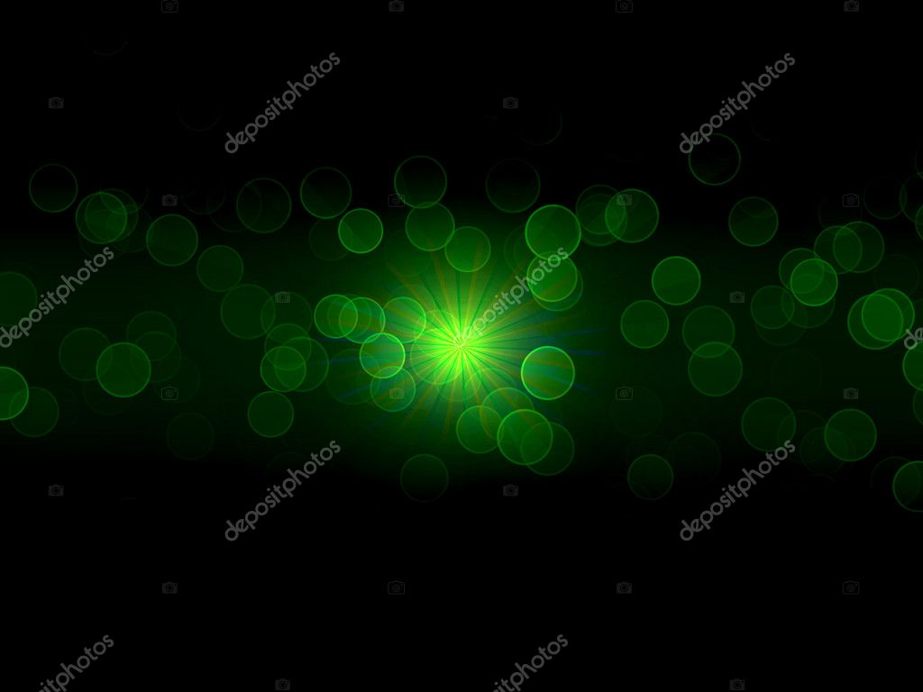 Green flare background — Stock Photo #2565647