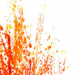 Stock Photo: Paint Splashes