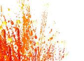 Paint Splashes — Stock Photo