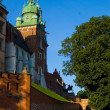 Sights of Krakow — Stock Photo