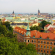 Royalty-Free Stock Photo: Panorama of the Krakow city