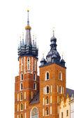 Mariacki church — Stock Photo
