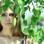 Summer face — Stock Photo #1175239